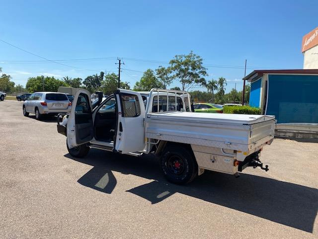 2010 FORD RANGER XL (4x4) PK SUPER CAB CHASSIS
