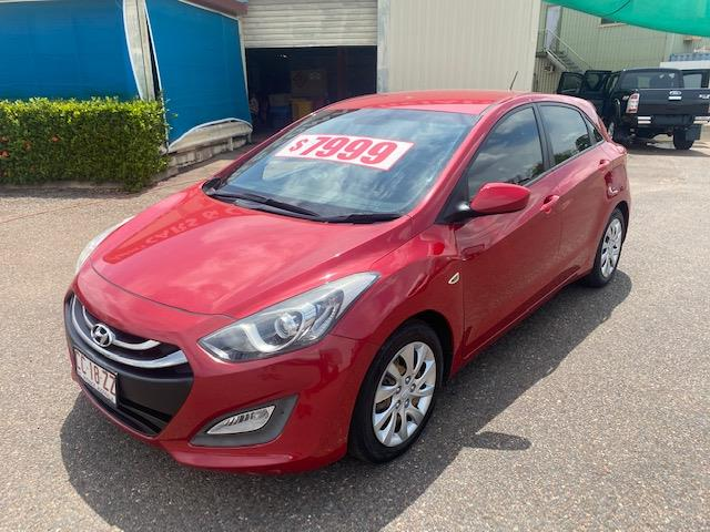 2013 HYUNDAI i30 ACTIVE GD 5D HATCHBACK