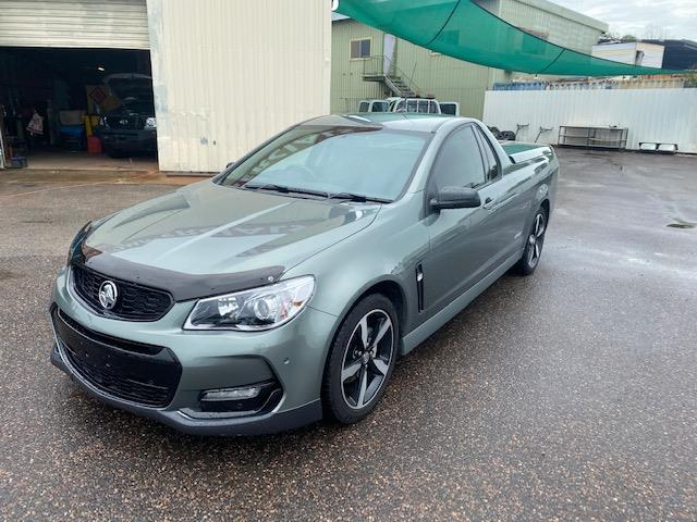 2016 HOLDEN UTE SV6 BLACK EDITION VFII MY16 UTILITY