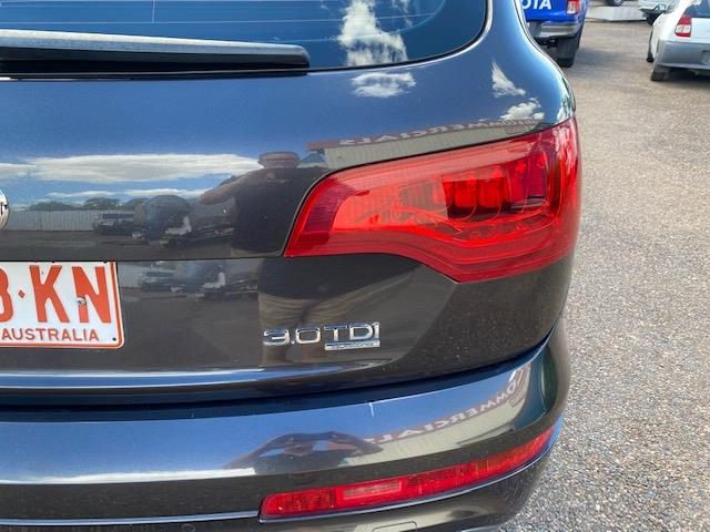 2012 AUDI Q7 3.0 TDI QUATTRO MY12 4D WAGON