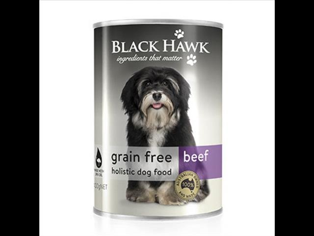 Black Hawk Pet Food! Wet & Dry - Call now