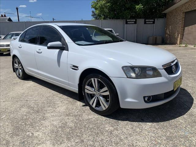 2007 HOLDEN CALAIS  VE 4D SEDAN