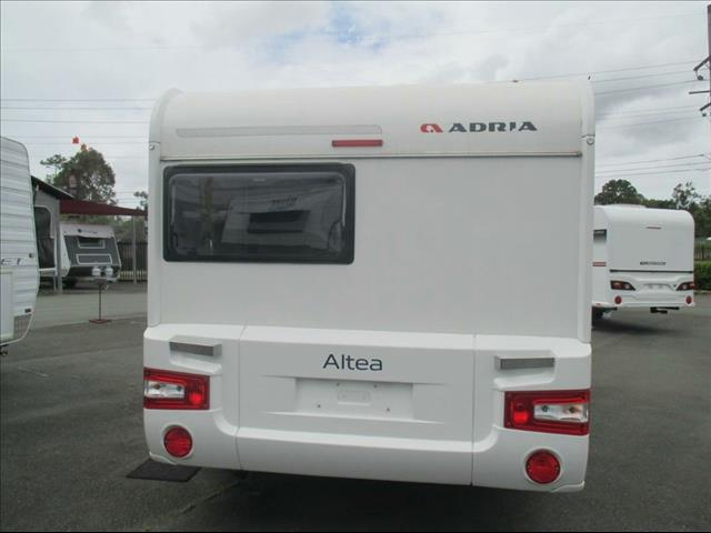 2015  ADRIA ALTEA  402PH CARAVAN
