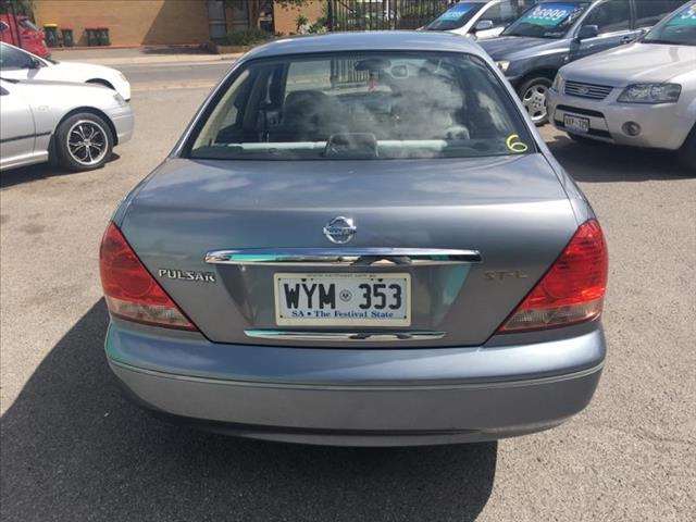 2003  NISSAN PULSAR ST-L N16 4D SEDAN