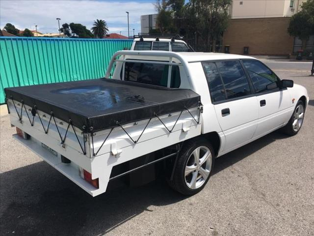 1996  HOLDEN COMMODORE EXECUTIVE VSII 4D WAGON