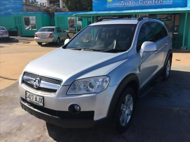 2010 HOLDEN CAPTIVA CX (4x4) CG MY10 4D WAGON