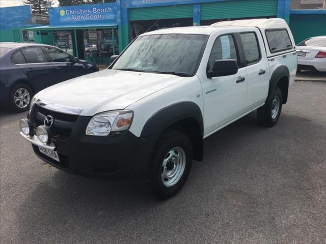 2007  MAZDA BT-50 B3000 DX  DUAL CAB P/UP