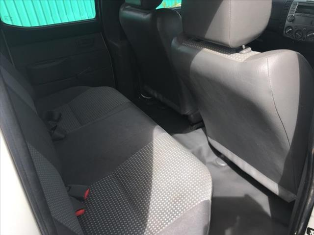 2007  MAZDA BT-50 B3000 DX  DUAL CAB P/UP