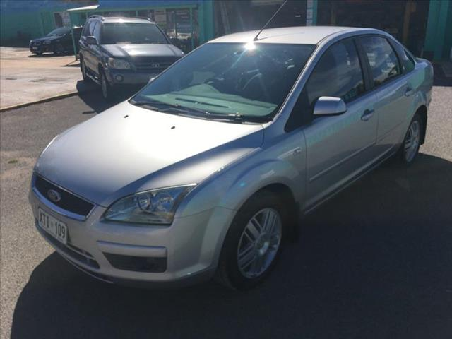 2006  FORD FOCUS GHIA LS 4D SEDAN