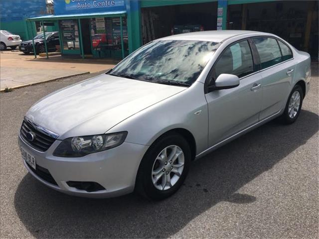 2010  FORD FALCON XT FG 4D SEDAN