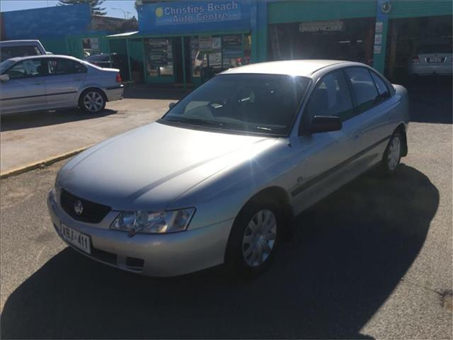 2003  HOLDEN COMMODORE EXECUTIVE VY 4D SEDAN