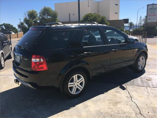 2008 FORD TERRITORY GHIA (4x4) SY MY07 UPGRADE 4D WAGON