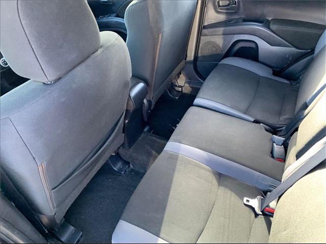 2008 MITSUBISHI OUTLANDER LS (7 SEAT) ZG MY09 4D WAGON