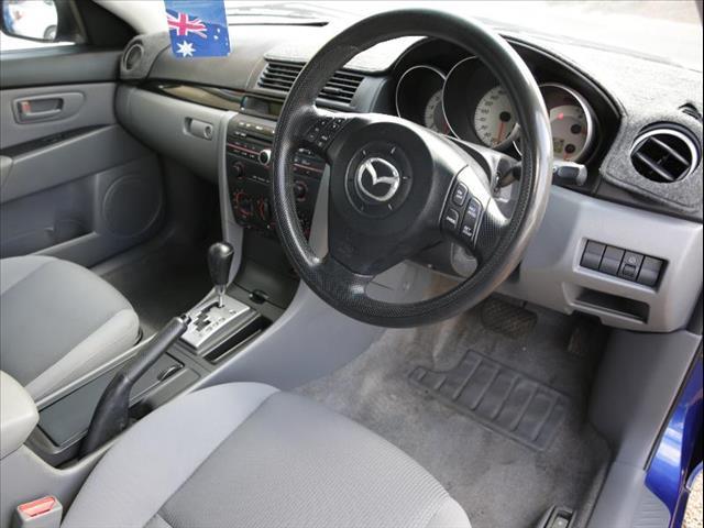 2006  Mazda 3 Neo BK10F2 Sedan