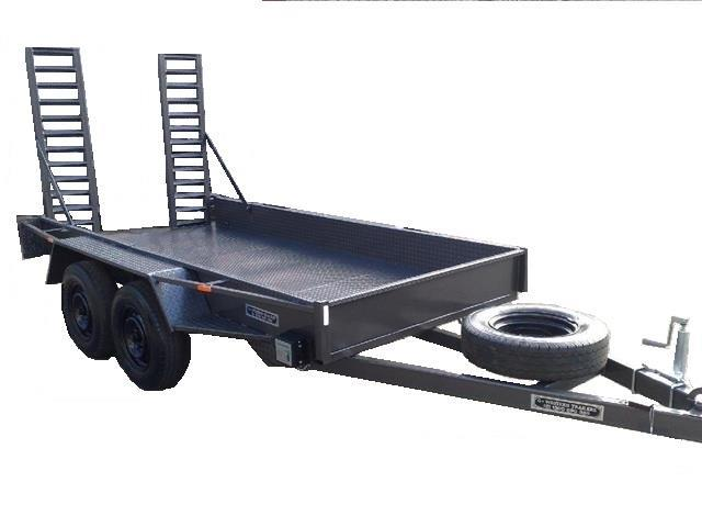 Plant Trailer with Solid Sides 10 x 5 (Item 102)
