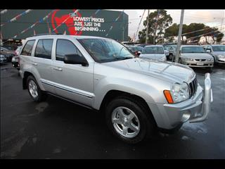 2005 JEEP GRAND CHEROKEE Limited WH WAGON