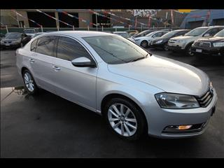 2012 VOLKSWAGEN PASSAT 125TDI Highline Type 3C SEDAN