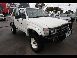 1997 TOYOTA HILUX  LN111R CAB CHASSIS