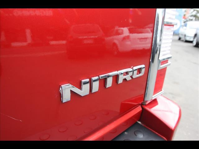 2009 DODGE NITRO SX KA WAGON