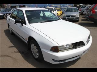 2001 MITSUBISHI MAGNA Executive TJ SEDAN