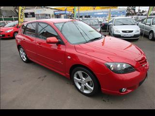 2006 MAZDA 3 SP23 BK Series 2 HATCHBACK