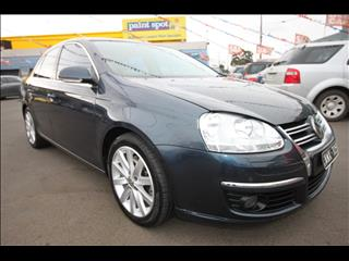 2010 VOLKSWAGEN JETTA 125TDI Highline 1KM SEDAN