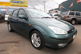 2003 FORD FOCUS CL LR HATCHBACK