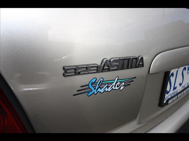 2003 MAZDA 323 Astina Shades BJ II-J48 HATCHBACK