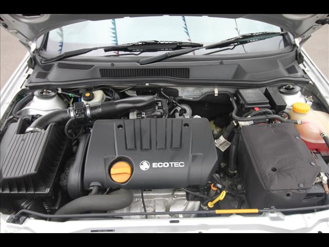 2004 HOLDEN ASTRA Classic TS HATCHBACK