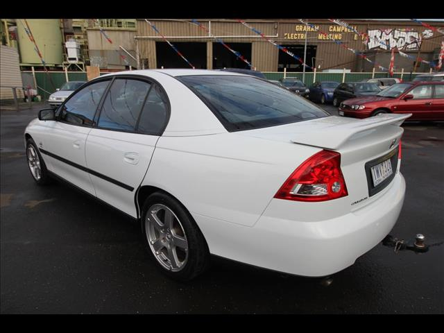 2002 HOLDEN COMMODORE Executive VY SEDAN