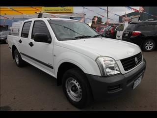 2006 HOLDEN RODEO LX RA UTILITY
