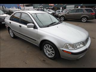 2001 VOLVO S40 T Phase 2 SEDAN
