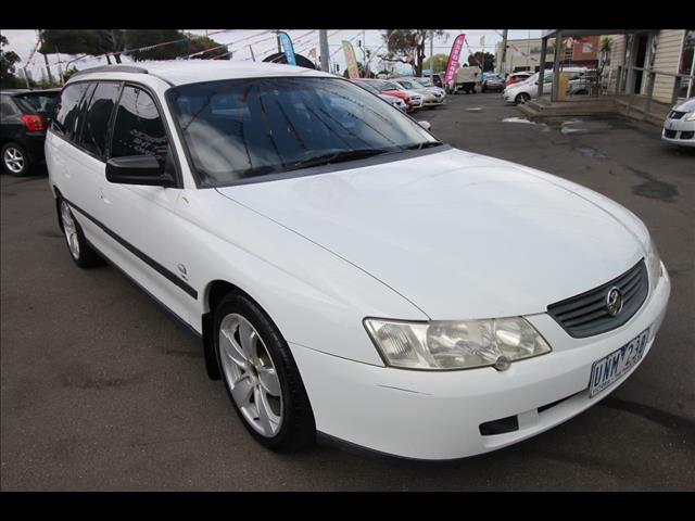 2002 HOLDEN COMMODORE Executive VY WAGON