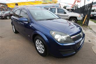 2007 HOLDEN ASTRA CD AH HATCHBACK