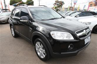 2007 HOLDEN CAPTIVA LX CG WAGON