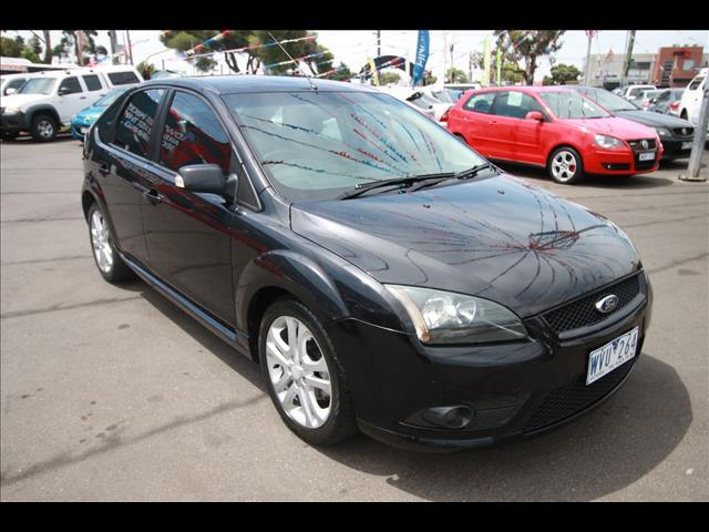 2008 Ford Focus For Sale >> 2008 Ford Focus Zetec Lt Hatchback