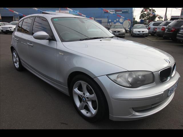 2009 BMW 1 SERIES 120d E87 HATCHBACK