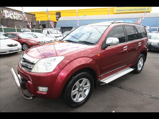 2010 GREAT WALL X240  (No Series) WAGON