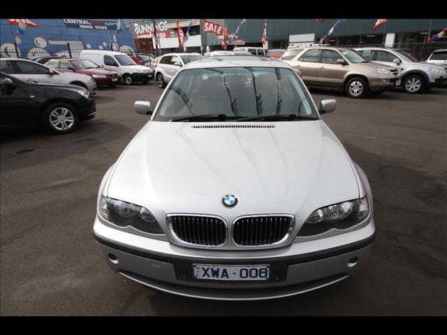 2001 BMW 325I  E46 SEDAN