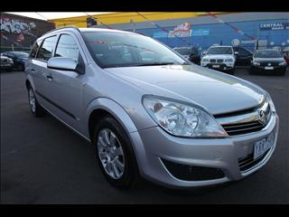 2008 HOLDEN ASTRA 60th Anniversary AH WAGON