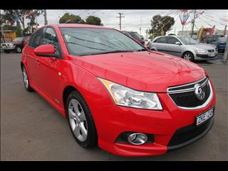2012 HOLDEN CRUZE SRi-V JH Series II HATCHBACK