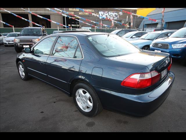 1999 HONDA ACCORD V6 (No Series) SEDAN