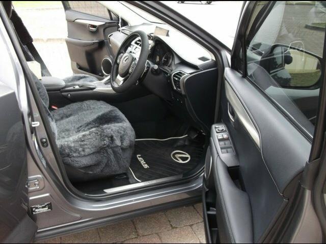 2017 Lexus NX200T Luxury (FWD) AGZ10R Wagon