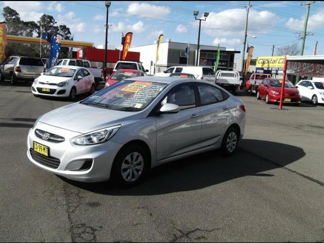 2015 Hyundai Accent Active RB2 MY15 Hatchback