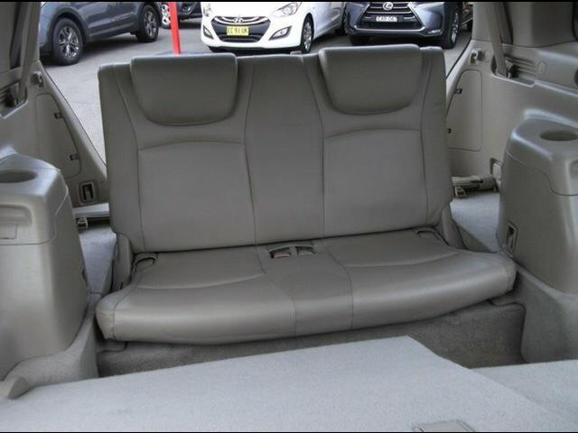 2004 Toyota Kluger Grande (4x4) MCU28R Wagon