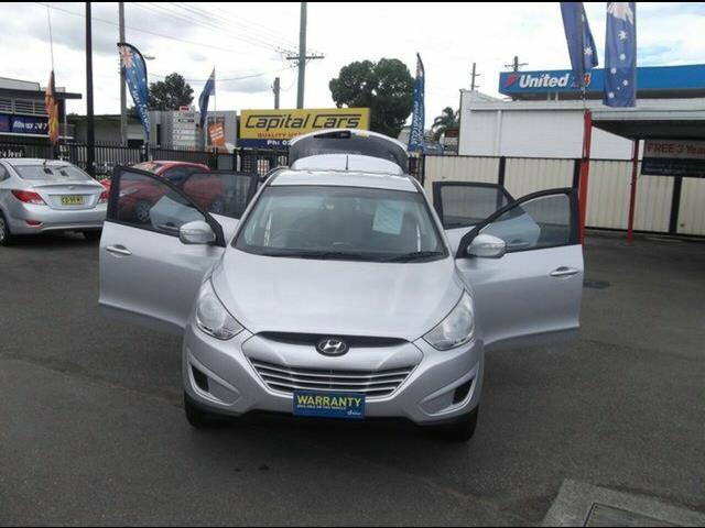 2013 Hyundai ix35 Active (FWD) LM MY13 Wagon