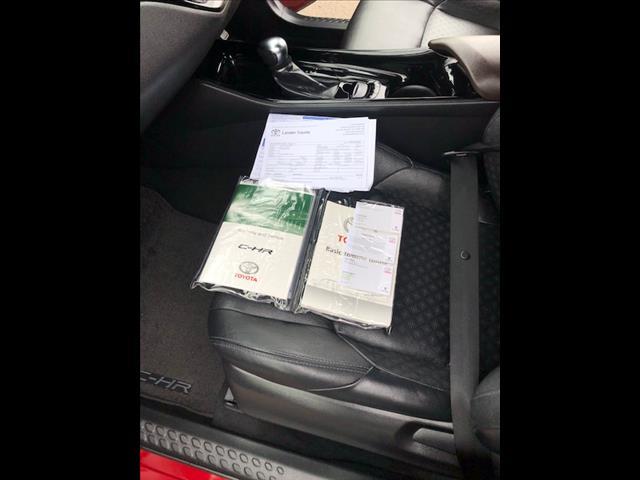 2018 TOYOTA C-HR KOBA (2WD) NGX10R UPDATE 4D WAGON
