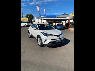 2019 TOYOTA C-HR (2WD) NGX10R UPDATE 4D WAGON