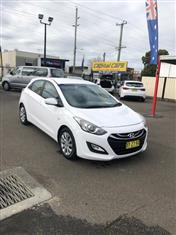 2014 HYUNDAI i30 ACTIVE GD MY14 5D HATCHBACK