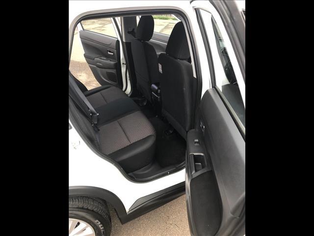 2018 MITSUBISHI ASX LS (2WD) XC MY19 4D WAGON
